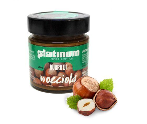 PLATINUM- BURRO DI NOCCIOLA 100%