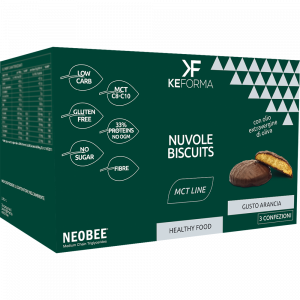 MCT NUVOLE BISCUITS