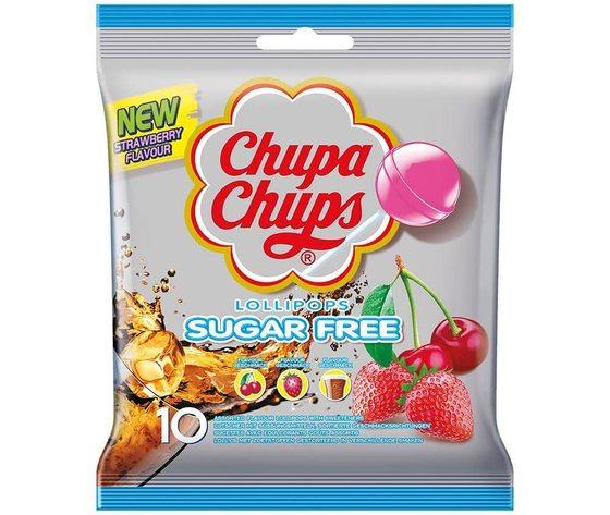 chupa chups (lecca lecca) senza zuccheri