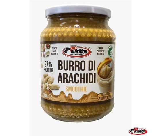 PRO NUTRITION-BURRO DI ARACHIDI  700g