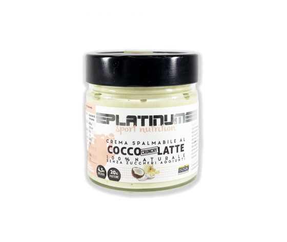 PLATINUM- COCCO LATTE CRUNCHY