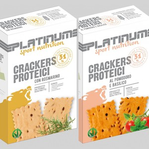 CRACKERS PROTEICI