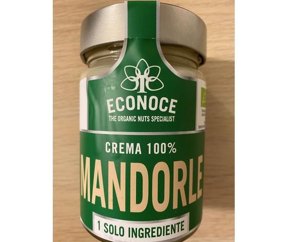 CREMA 100% MANDORLE