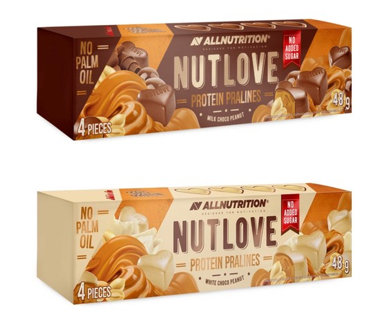 ALL NUTRITION- PROTEIN PRALINES