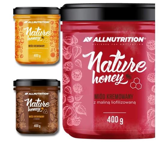 ALL NUTRITION NATURE HONEY (MIELE)