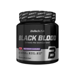 BLACK BLOOD EXTREME PRE WORKOUT (NOX)