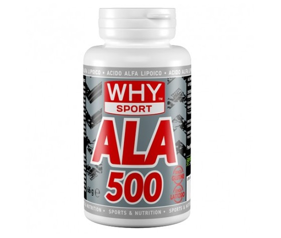 ALA 500 acido alfa lipoico
