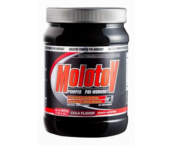 MOLOTOV pumped pre-workout