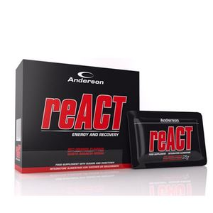 REACT energy and recovery