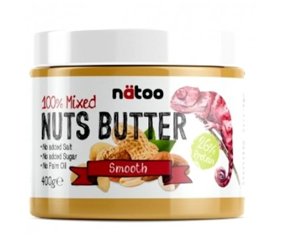 100% MIXED NUTS BUTTER SMOOTH