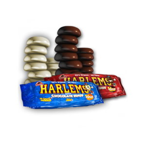 HARLEMS CHOCOLATE RINGS