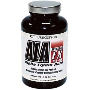 ALA (acido alpha lipoico)