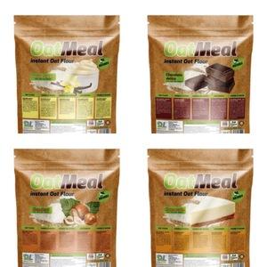 OAT MEAL  farina d'avena aromatizzata 1kg