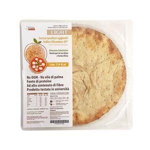PIZZA RIMA (con i carboidrati di una mela)