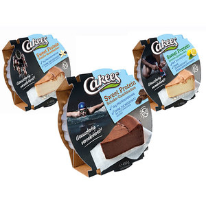 CAKEES SWEET PROTEIN (cheesecake)