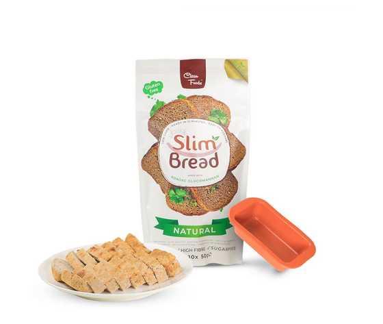 SLIM BREAD (PREPARATO PER PANE )