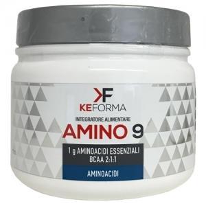 1g di aminoacidi essenziali, BCAA 2:1:1
