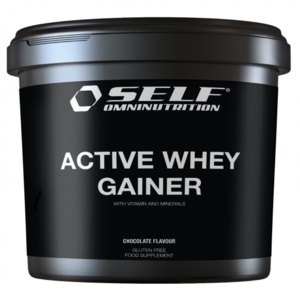 ACTIVE WHEY GAINER 4Kg