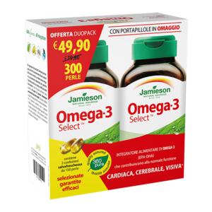 OMEGA 3 SELECT (DUO PACK)