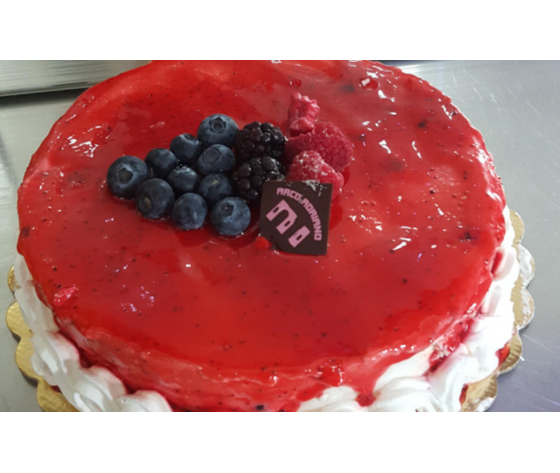 Cheese cake frutti di bosco