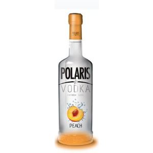 Polaris Vodka Extreme juice Peach 70cl.