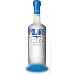 Vodka Polaris Pure Grain 40% VOL. 100cl.