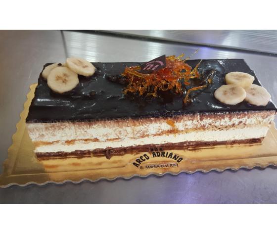 Semifreddo ciocco croccante