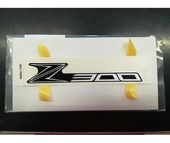 Adesivo Kawasaki Z300