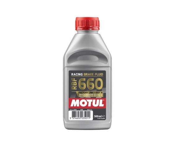 Olio Freni Racing Brake Fluid 660 Motul