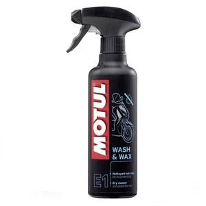 E1 Wash & Wax Motul