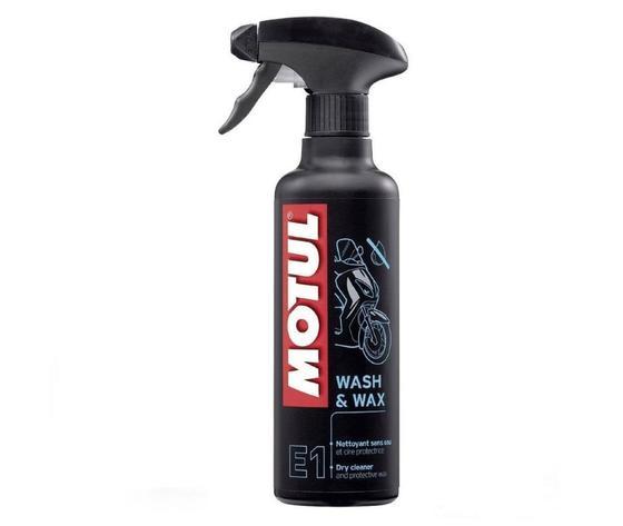 E1 Wash & Wax Motul