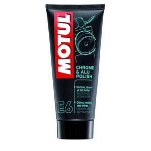 E6 Chrome & Alu Polish Motul