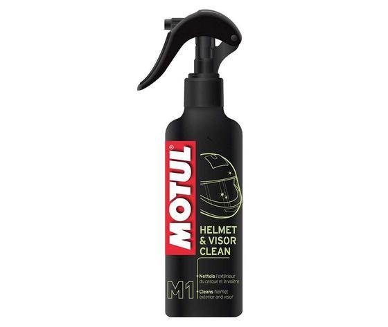 M1 Helmet & Visor Clean Motul