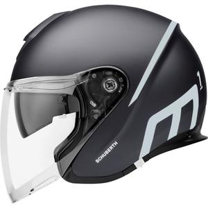 M1 PRO Strike Black Schuberth