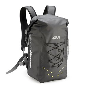 EA121 Zaino rullo Waterproof 18 lt. Givi Nero