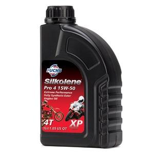 PRO 4 XP 15W50 SILKOLENE OLIO SINTETICO 4T