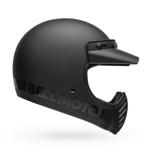 MOTO-3 BELL MATTE/GLOSS BLACOUT CLASSIC