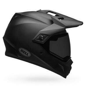 MX-9 ADVENTURE MIPS BELL MATTE BLACK