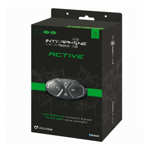 INTERFONO ACTIVE Doppio Interphone