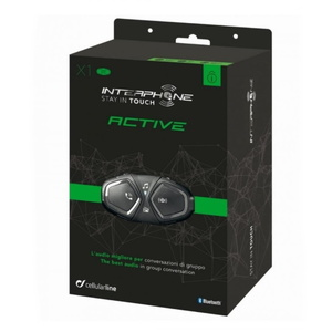 INTERFONO ACTIVE Singolo Interphone