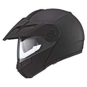 E1 Matt Black Schuberth