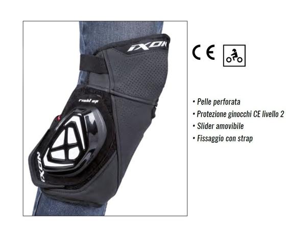 SLIDER HOLDER Protezione ginocchio livello 2 IXON