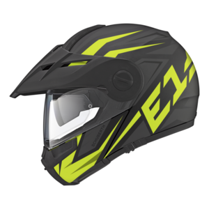 E1 TUAREG Yellow Schuberth