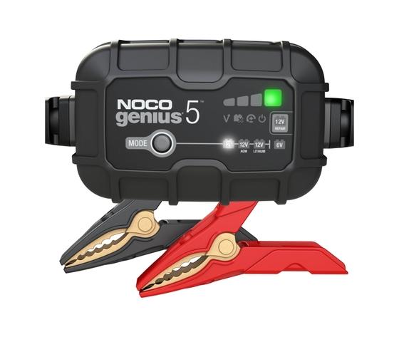 Noco Genius 5 Caricabatterie Mantenitore Moto