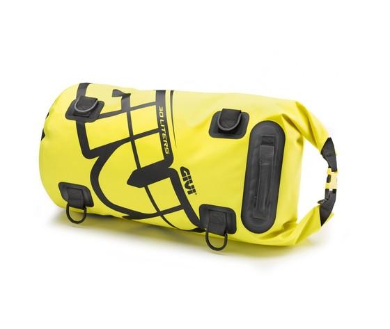 EA114FL Borsa rullo impermeabile 30 lt. Nero giallo