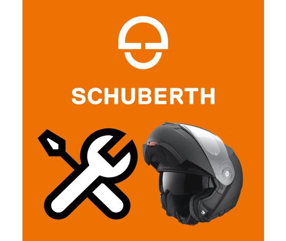 Riparazione e Assistenza caschi Schuberth