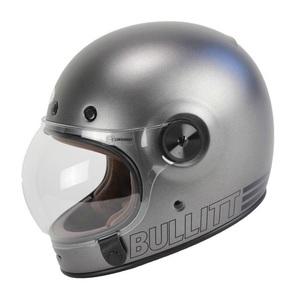 Bell integrale BULLIT RETRO METALLIC TITANIUM