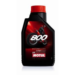 800 2T Off Road Factory Line Motul