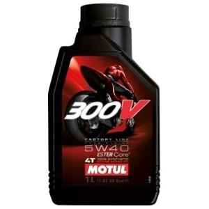 300V 5w40 Factory Line Road Racing Motul