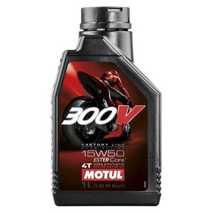 300V 15w50 Factory Line Road Racing Motul